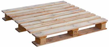 CP-3 Chemical pallet in legno dimensioni cm 114x114, pallet in legno ...